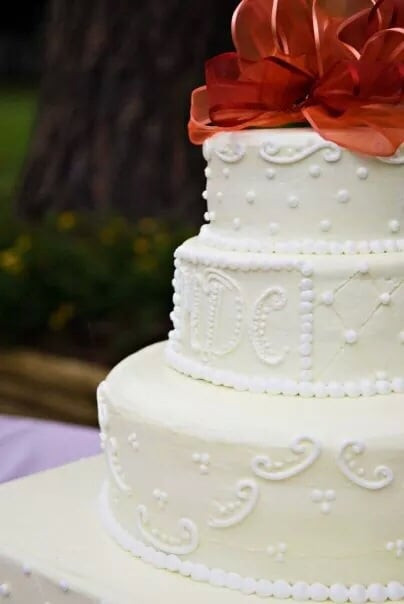 Wedding Cakes Tyler Tx  Our wedding cake made and delivered to Tyler Texas by