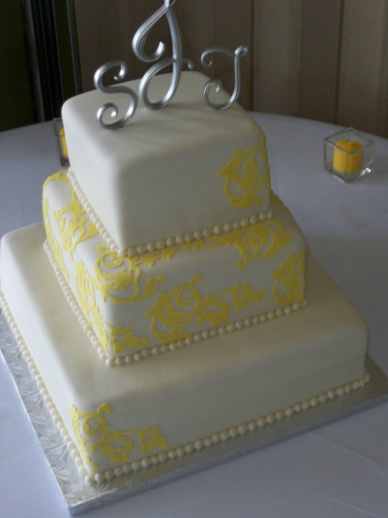 Wedding Cakes Tyler Tx  Shannon & Tyler s wedding Cakes by Michelle