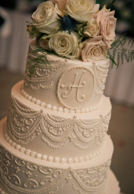 Wedding Cakes Vintage  Still in Style Retro Style Wedding Cakes • Palermo s
