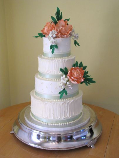 Wedding Cakes Virginia Beach  Cakes by Liza LLC Wedding Cake Virginia Beach VA