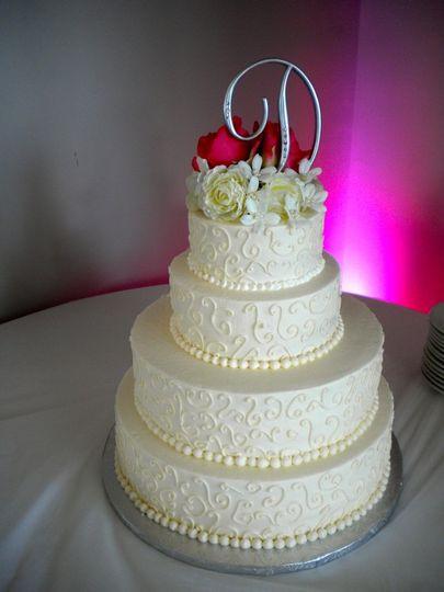 Wedding Cakes Virginia Beach  Sugar Plum Bakery Wedding Cake Virginia Beach VA