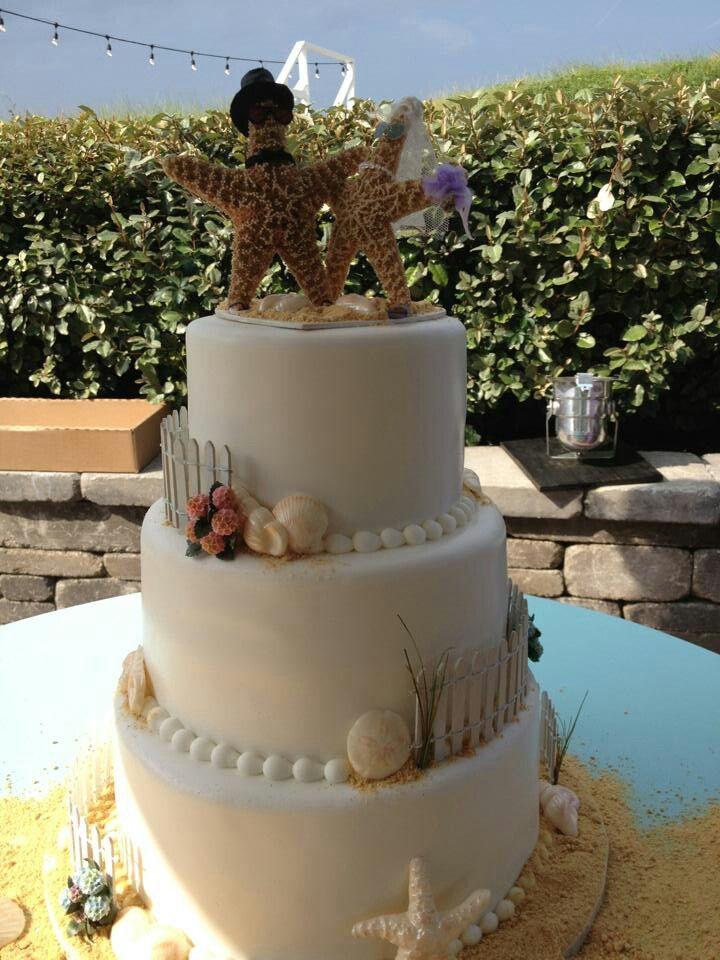 Wedding Cakes Virginia Beach  1000 images about Beach Wedding Cakes on Pinterest