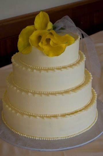Wedding Cakes Vt  Vermont Cake Studio Wedding Cake Waterbury Center VT