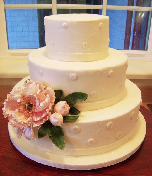 Wedding Cakes Vt  Vermont Sweet Tooth Stowe VT Wedding Cake