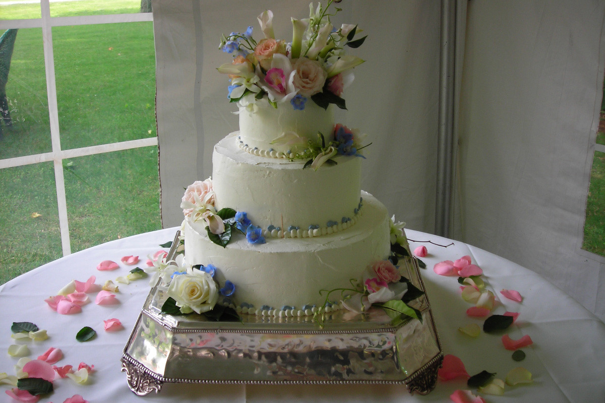 Wedding Cakes Vt  Wedding Cake Gallery