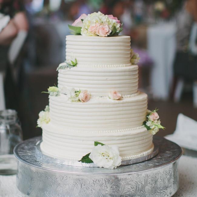"Wedding Cakes Waco Tx  Erin and David met in Waco and knew ""we wantedour wedding"