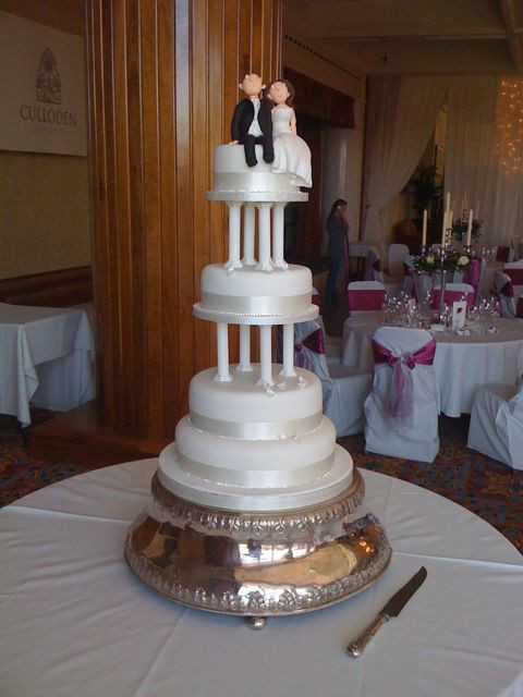Wedding Cakes Waco Tx  Wedding Cakes Waco Tx Lovely Wedding Cakes With Pillars
