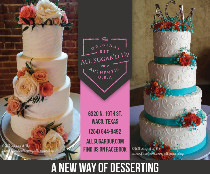Wedding Cakes Waco Tx  All Sugar d Up