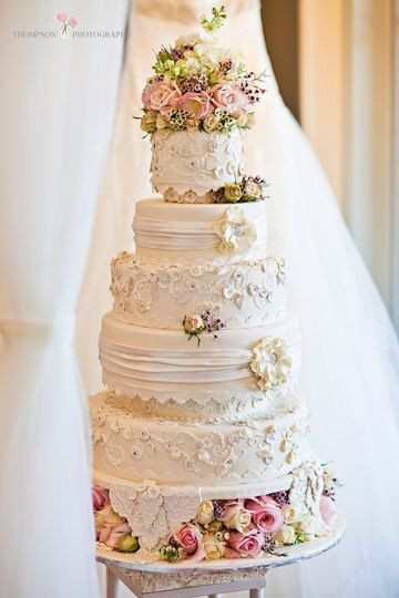 Wedding Cakes West Palm Beach  Johnson s Custom Cakes Wedding Cake West Palm Beach