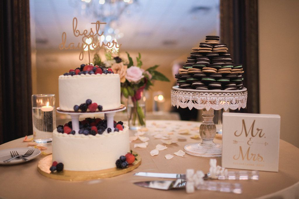 Wedding Cakes Whole Foods  Whole Foods Berry Chantilly Wedding cake Oreo grooms cake