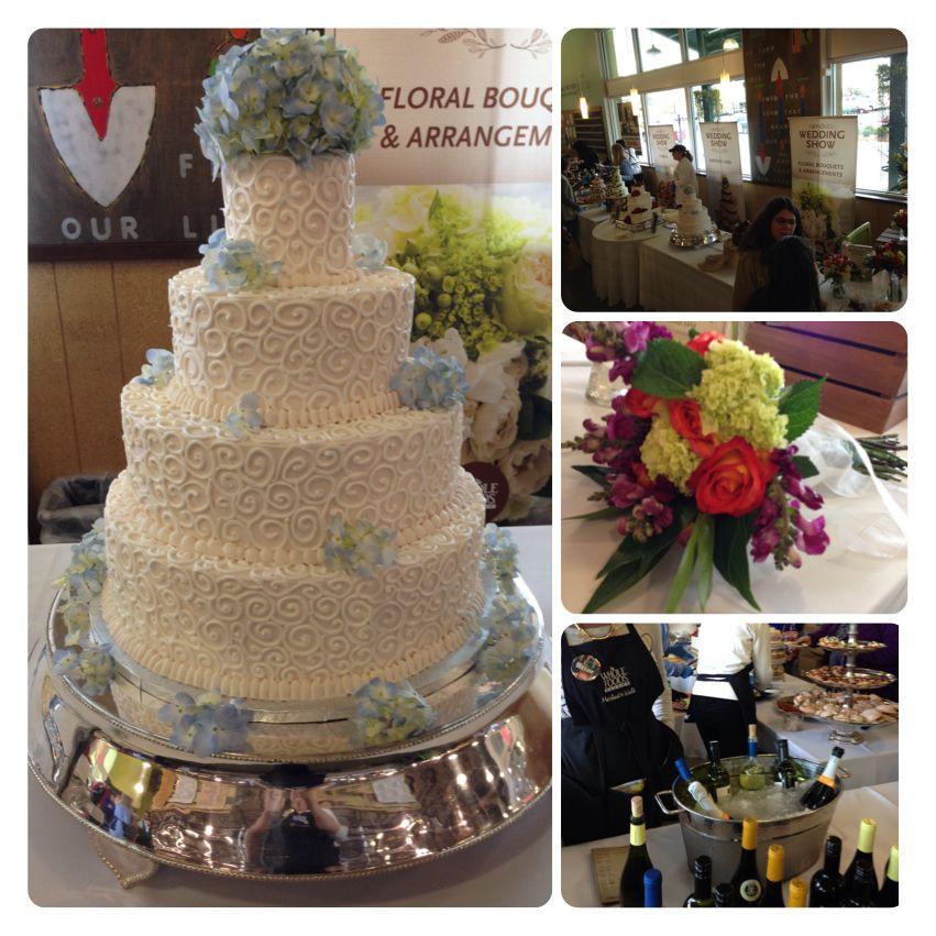 Wedding Cakes Whole Foods  Whole Foods Market wedding cake and flowers I think it s