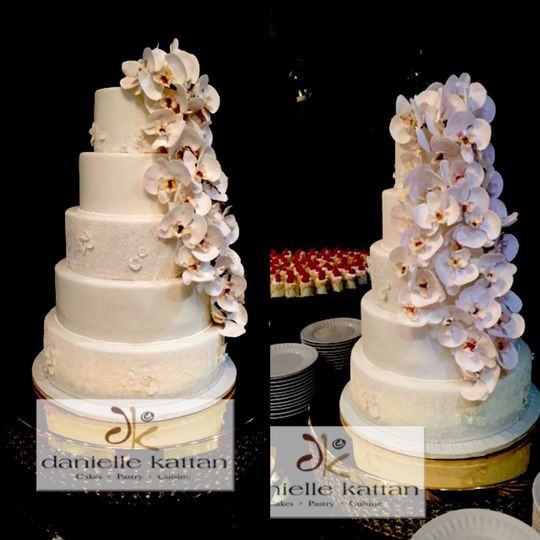 Wedding Cakes Winston Salem  Danielle Kattan Cakes Map Danielle Kattan Cakes Location