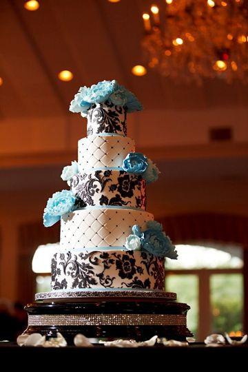 Wedding Cakes Winston Salem  Creative Cake Designs L L C Wedding Cake Winston