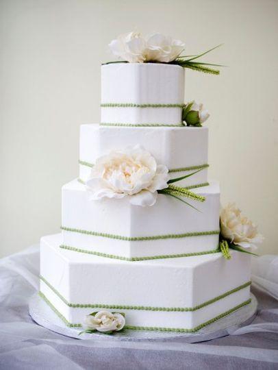Wedding Cakes Winston Salem  Dewey s Bakery Wedding Cake North Carolina Raleigh