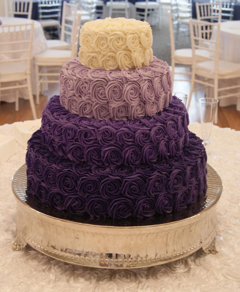 Wedding Cakes With Buttercream Frosting  Embree House Wedding Cakes Homemade melt in your mouth
