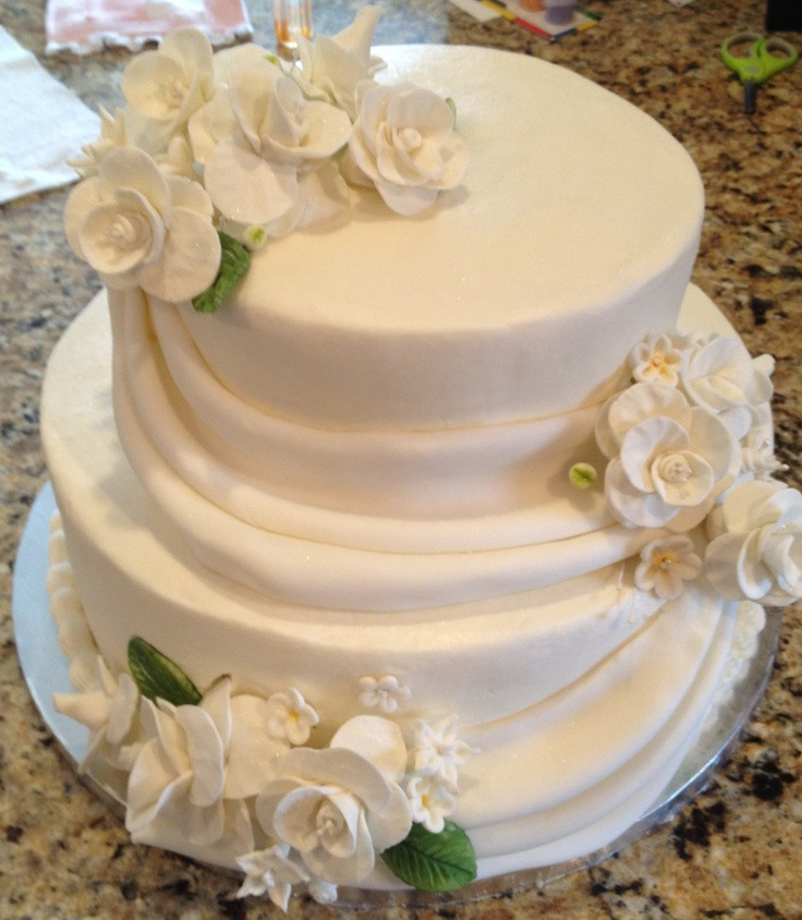 Wedding Cakes With Buttercream Icing  1000 images about wedding cakes buttercream on Pinterest