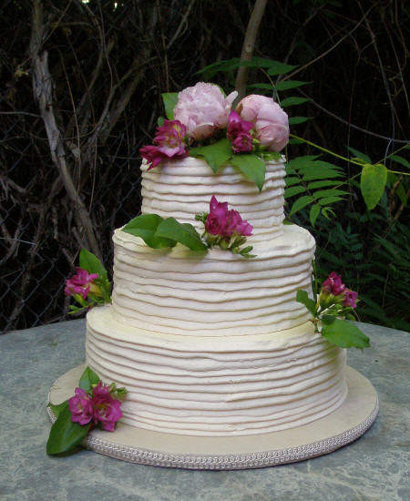 Wedding Cakes With Buttercream Icing  Delicious Buttercream Wedding Cakes Ideas With Butter