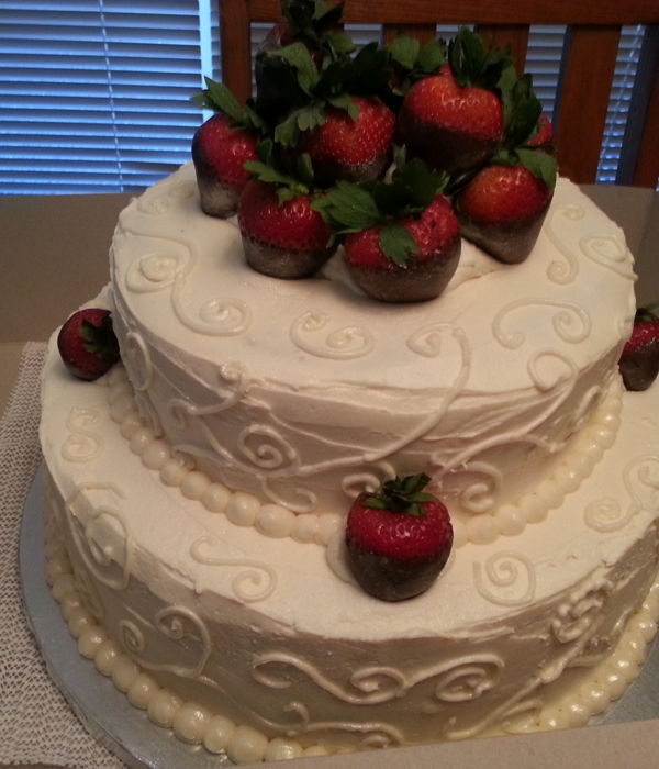 Wedding Cakes With Chocolate Covered Strawberries  Wedding Cake Decorating s