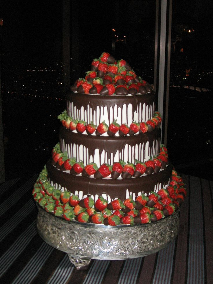 Wedding Cakes With Chocolate Covered Strawberries  25 Best Ideas about Cake Boss Cakes on Pinterest