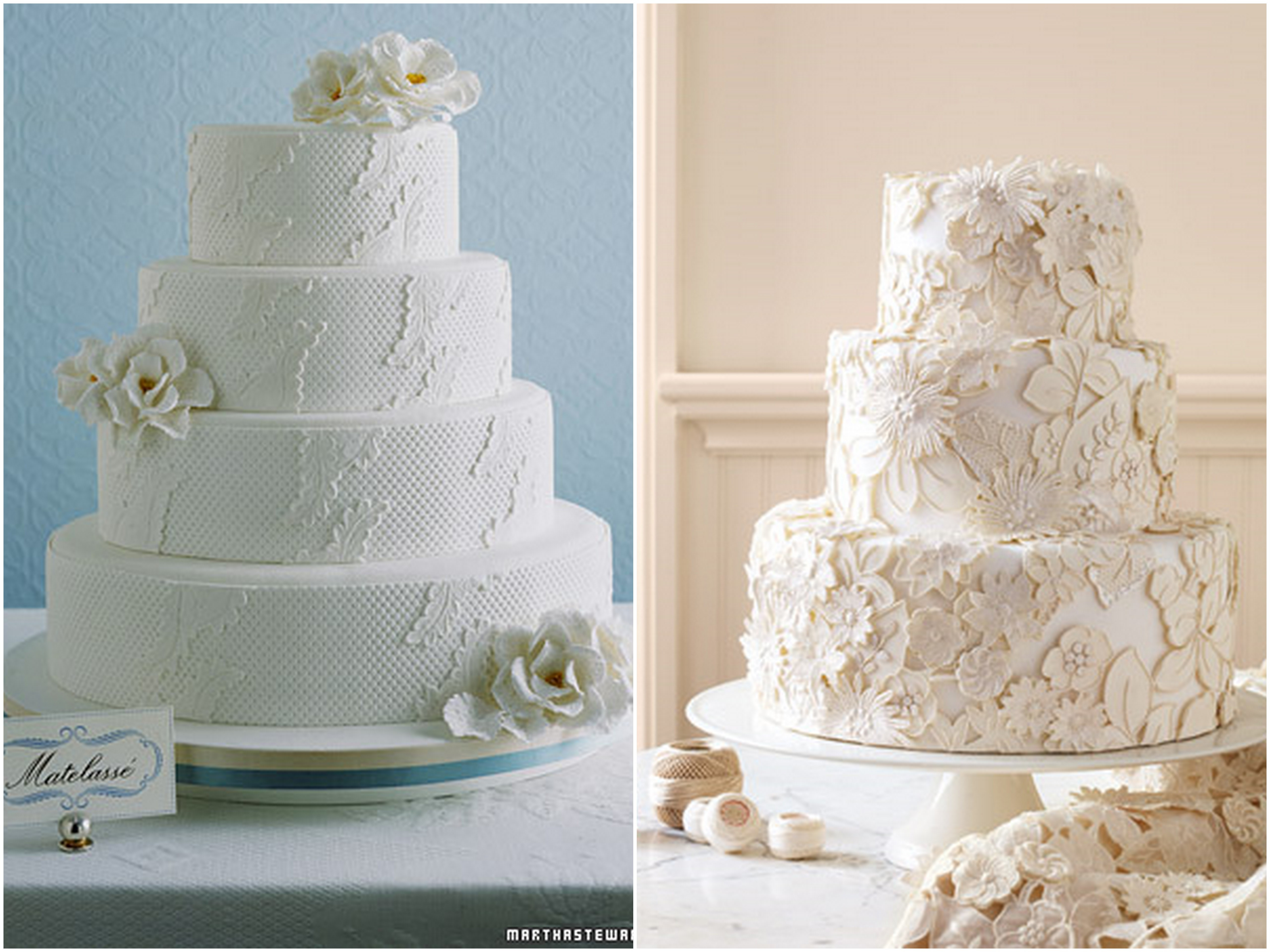 Wedding Cakes With Fondant  Inspired by the Great Cake Debate Fondant Vs Buttercream