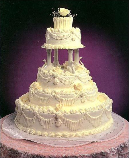 Wedding Cakes With Stairs  17 Best images about Elegant Wedding Cakes on Pinterest