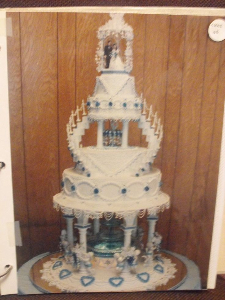 Wedding Cakes With Stairs  202 best Wedding Cake Ideas images on Pinterest