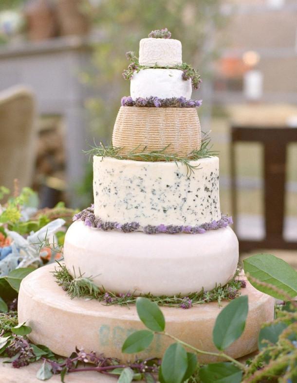 Wedding Cheese Cake  20 Cheese Wedding Cakes
