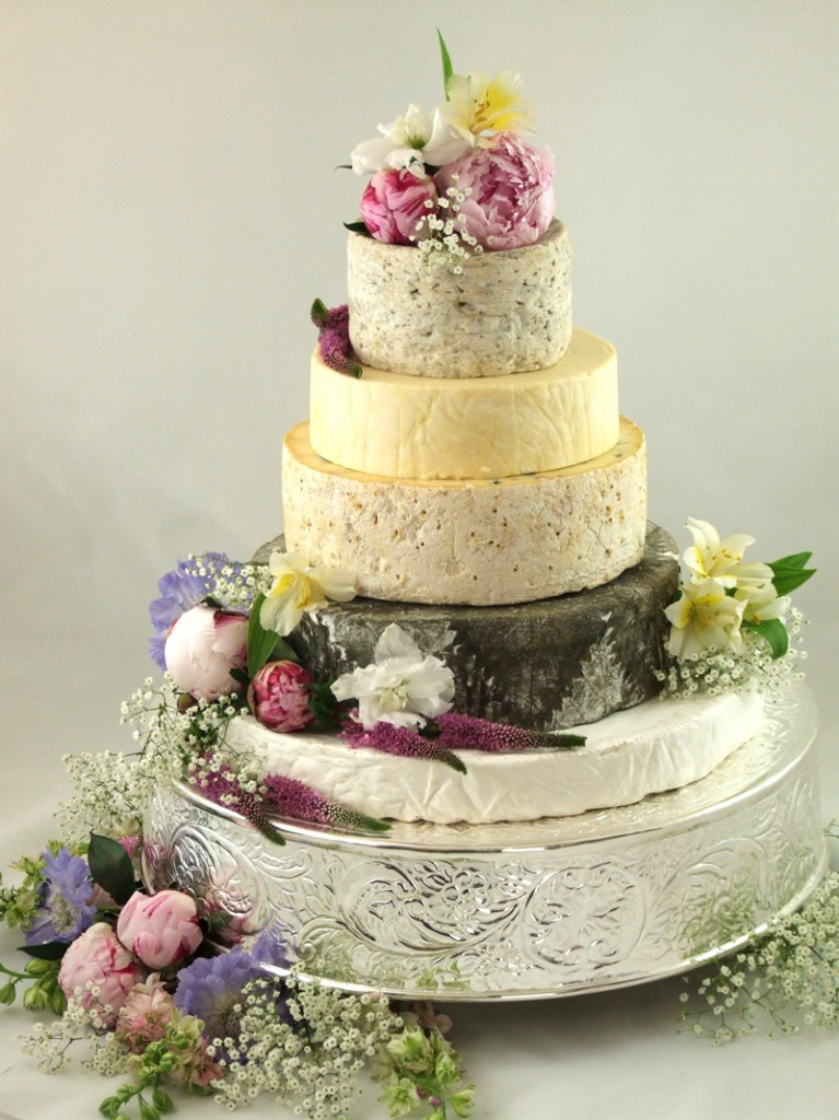 Wedding Cheese Cake  Guest post Top 5 quirky wedding ideas A Residence