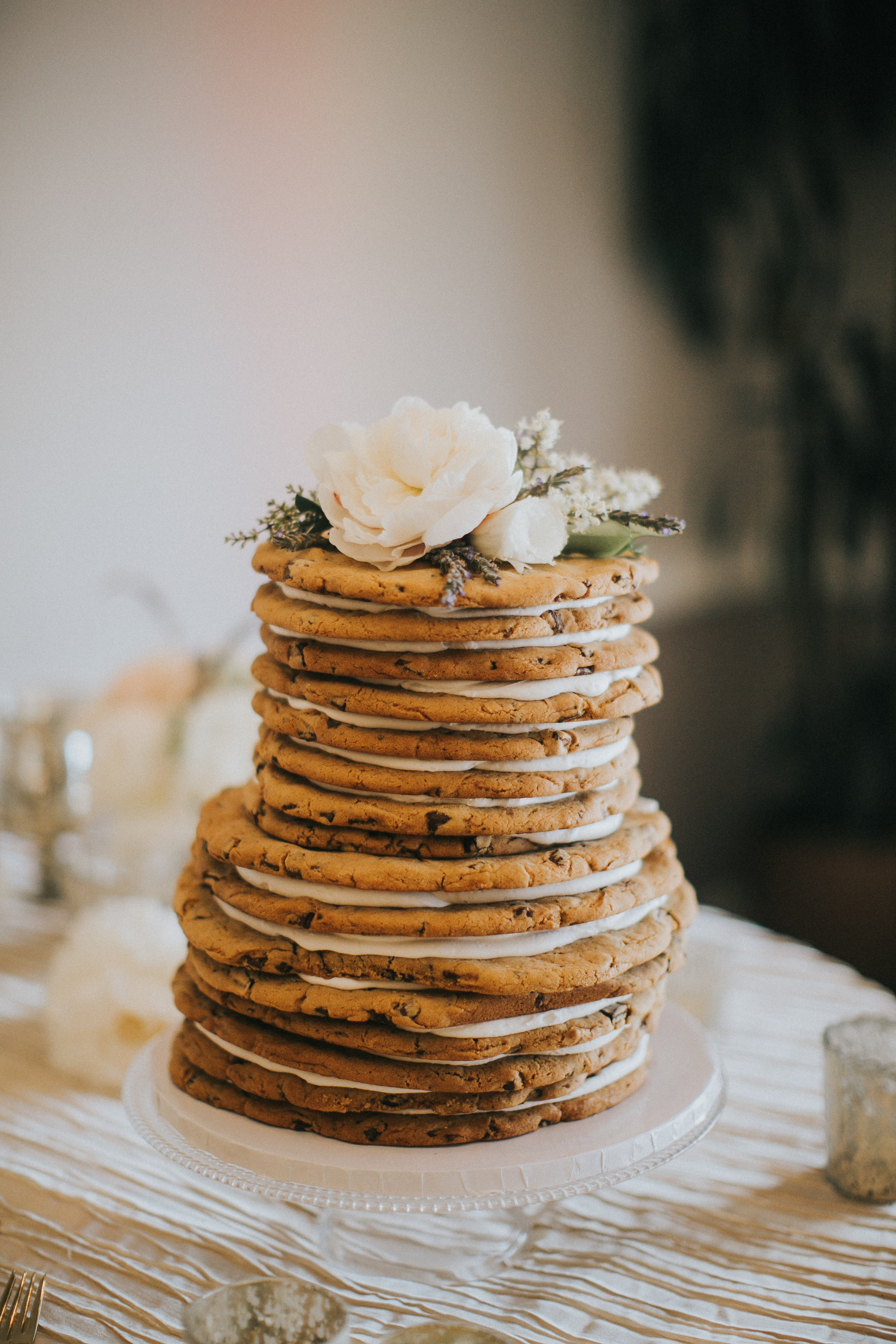 Wedding Cookie Cakes  SeaCliff Country Club Stop And Stare Events