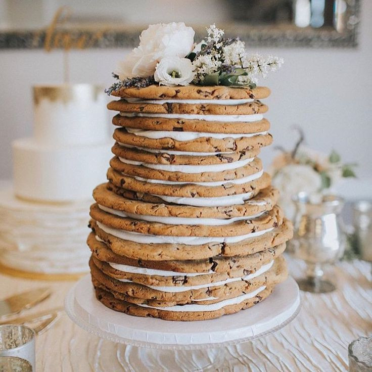 Wedding Cookie Cakes  1000 images about Wedding Cakes on Pinterest
