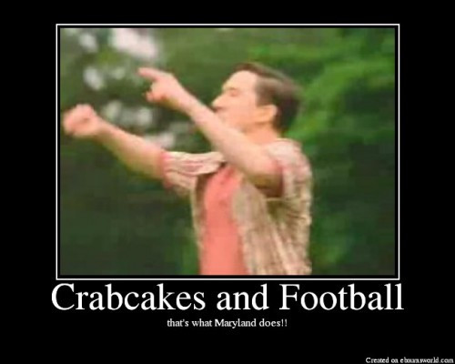 Wedding Crashers Crab Cakes 20 Of the Best Ideas for Crab Cakes and Football that's What Maryland Does