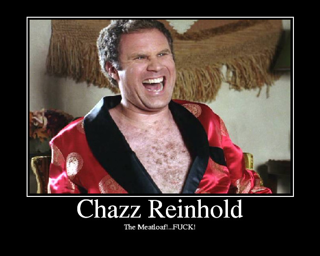 Wedding Crashers Meatloaf  Chazz Reinhold Picture