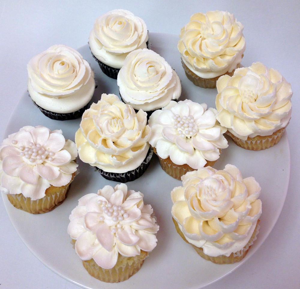 Wedding Cup Cakes  Wedding Cupcakes