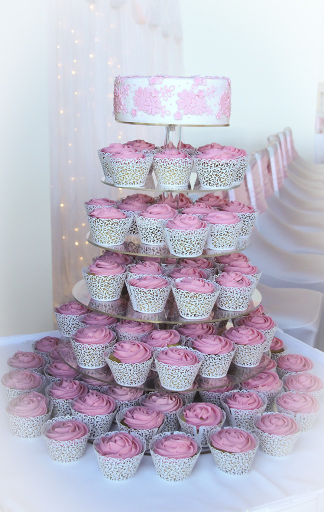 Wedding Cup Cakes Pictures  wedding cake & cupcake towers – cakes
