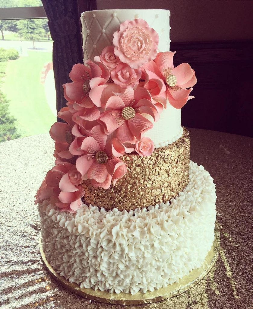 Wedding Cup Cakes Pictures  Wedding Cakes and Custom Cake Orders With Pastries and a