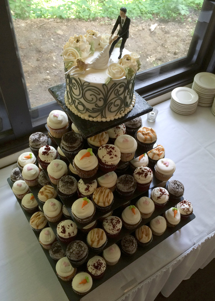 Wedding Cup Cakes Pictures  Wedding Cupcakes – White Flower Cake Shoppe