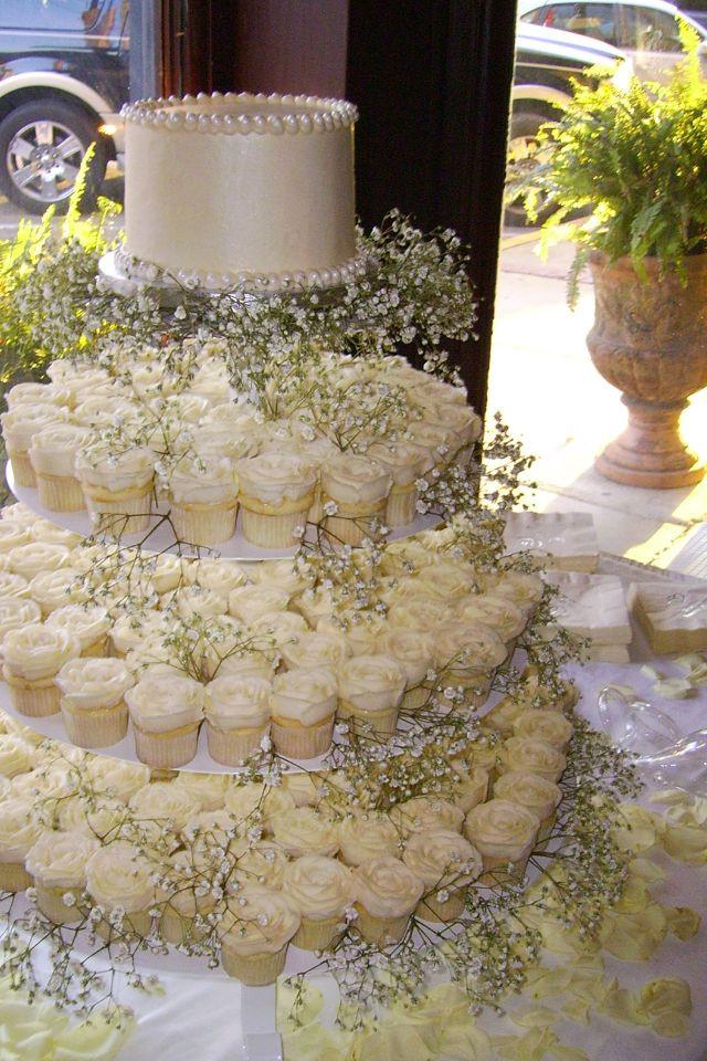 Wedding Cupcake Cakes Designs  Wedding Cupcake Designs