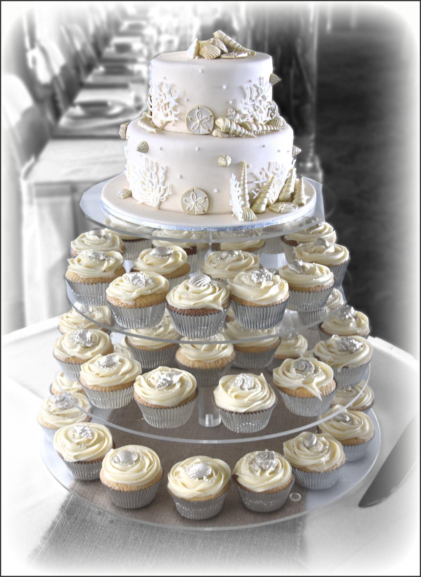 Wedding Cupcake Cakes  wedding cake & cupcake towers – cakes