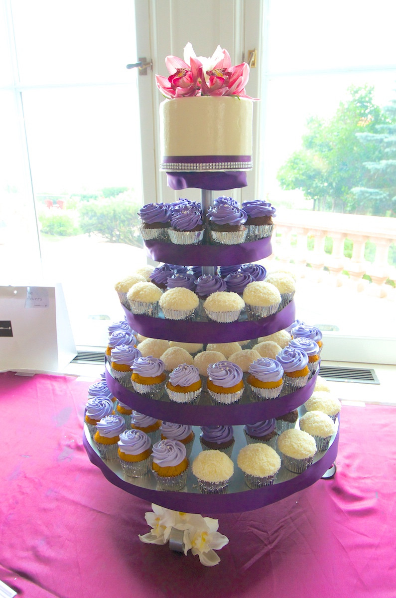Wedding Cupcake Cakes  Wedding Cupcakes & Dessert Tables Whimsical Cake Studio