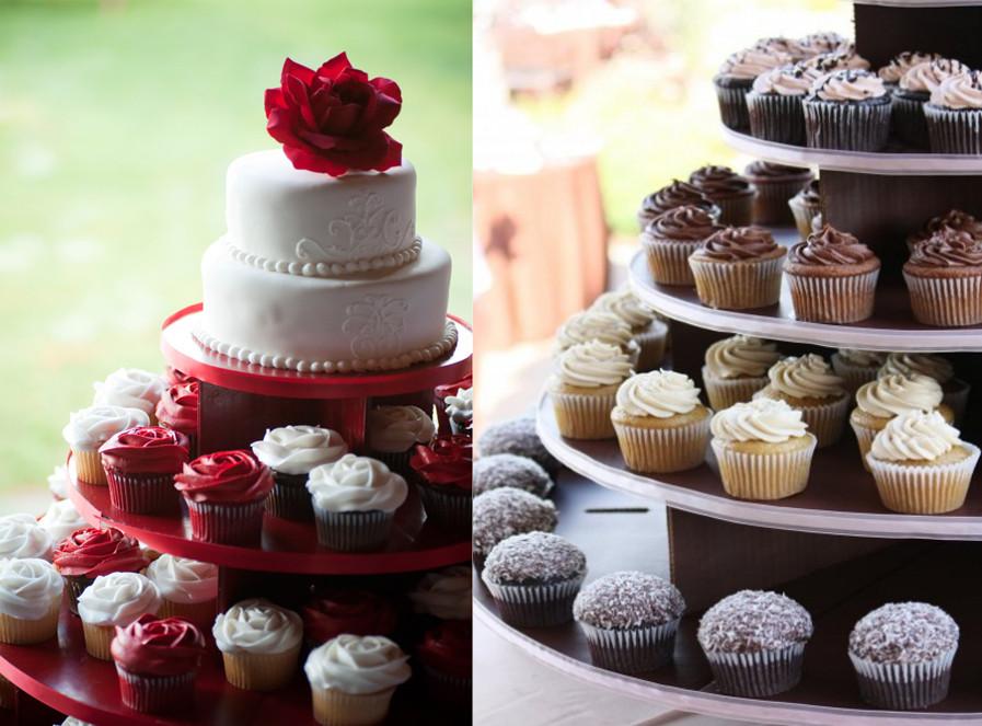 Wedding Cupcake Stand For 100 Cupcakes  The Original Cupcake Tree Mini Round up to 100