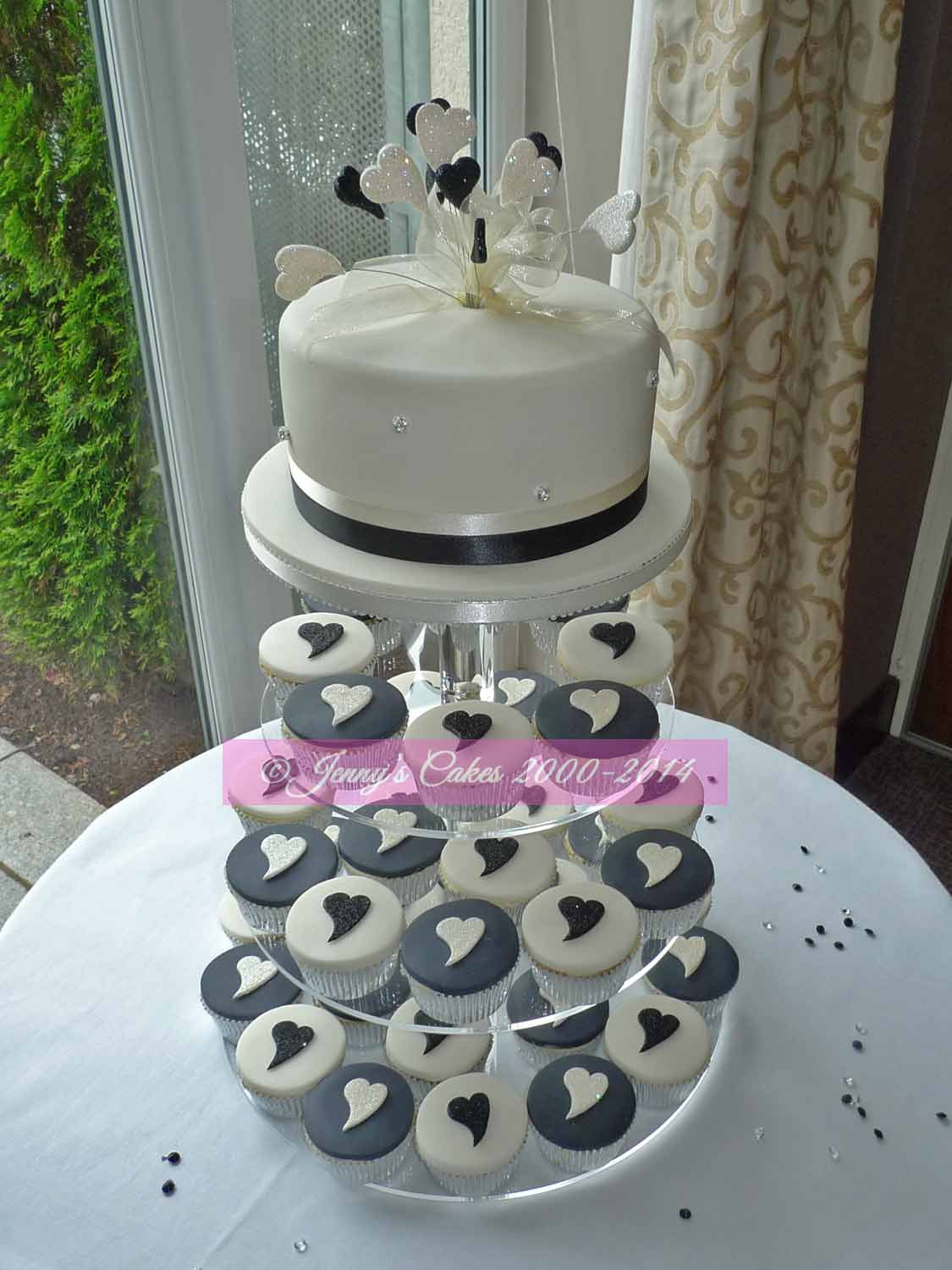 Wedding Cupcakes Cost  Cupcake wedding cake prices idea in 2017