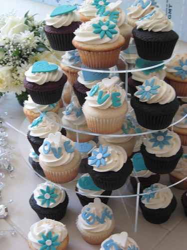 Wedding Cupcakes Cost  How Much Do Wedding Cupcakes Cost