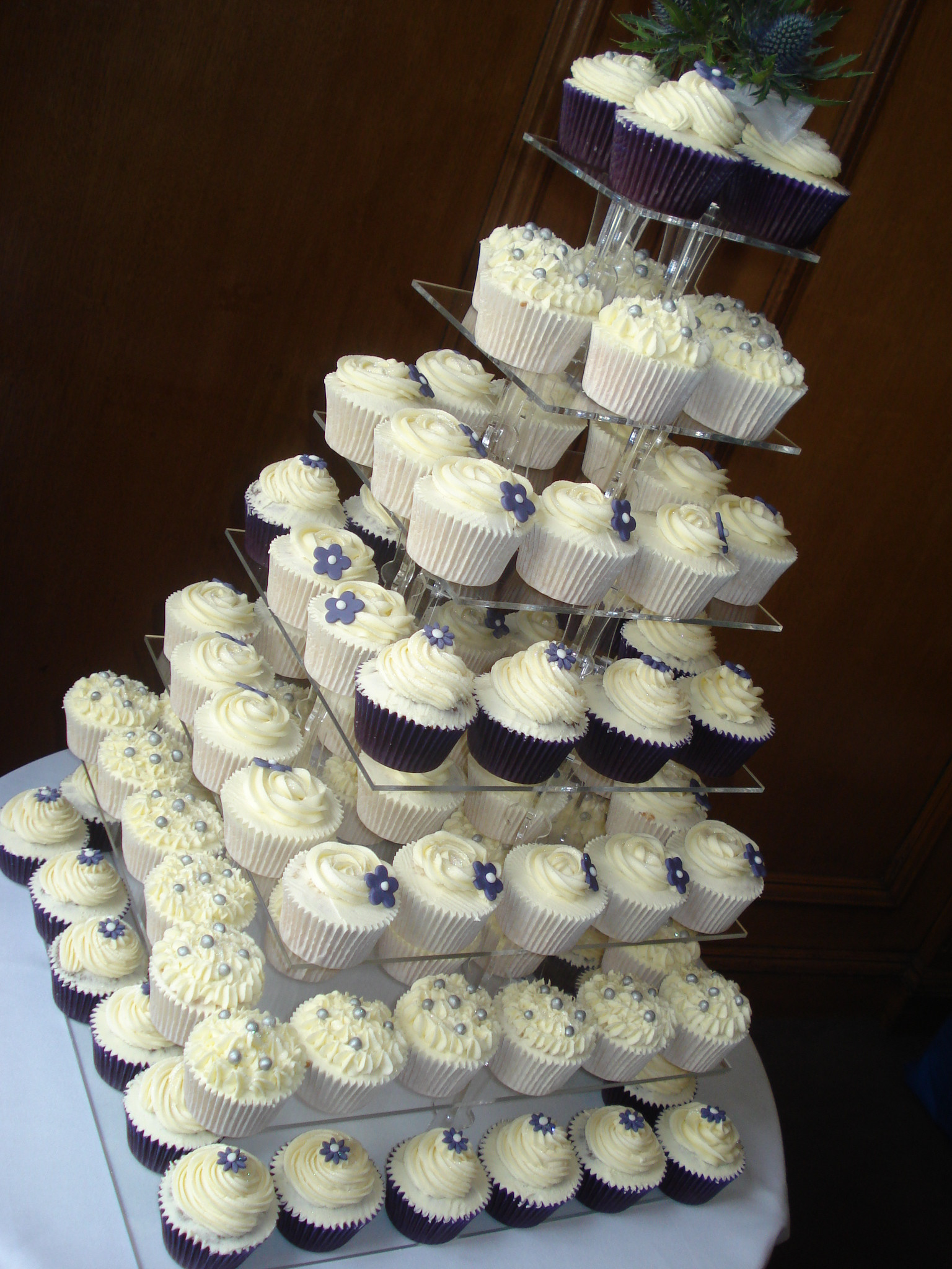 Wedding Cupcakes Pictures  Scottish Wedding cupcakes – CAKES BY LIZZIE EDINBURGH