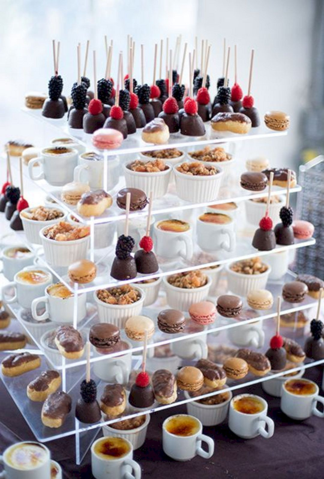Wedding Dessert Bar Ideas  Wedding Dessert Bar Ideas 115 – OOSILE