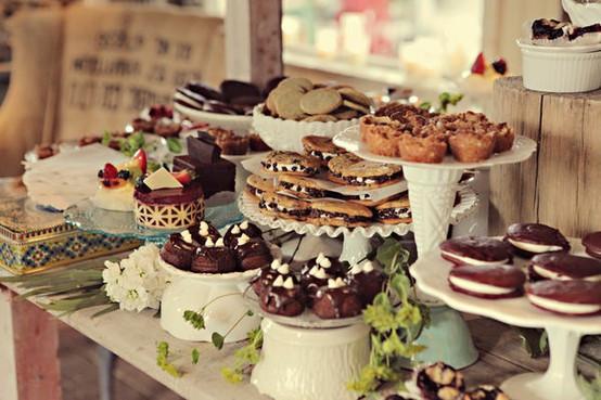 Wedding Dessert Bar Ideas  Dessert Buffet Ideas Wedding Ideas Wedding Trends and
