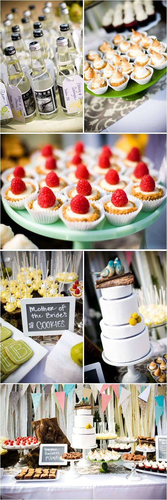 Wedding Dessert Bar Ideas  Dessert Buffet Ideas Weddings By Lilly
