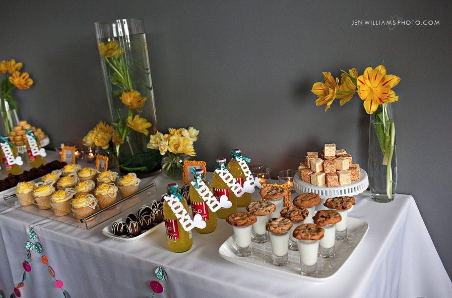 Wedding Dessert Bar Ideas  Bud Friendly Wedding Ideas The Sweetest Occasion
