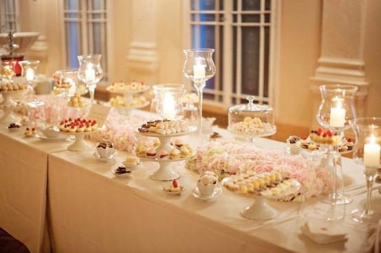 Wedding Dessert Table  Katrina de Pola Dessert Tables