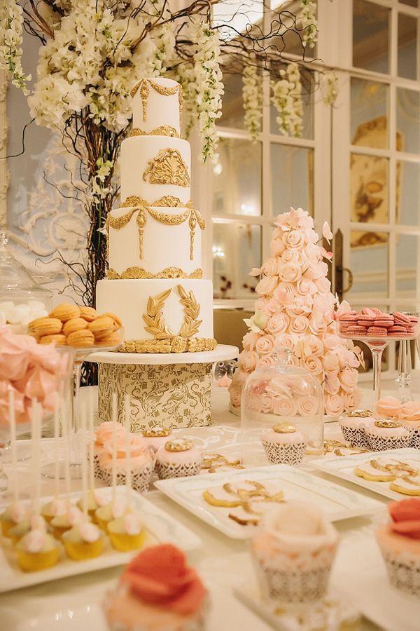 Wedding Dessert Table Ideas  10 Divine Dessert Table Ideas