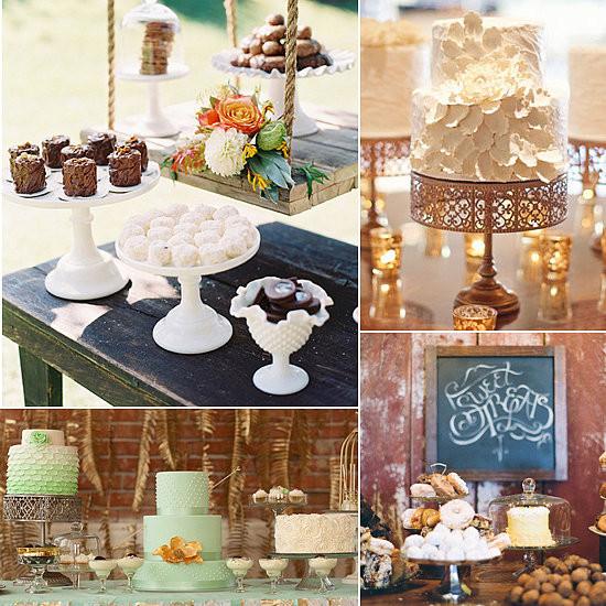 Wedding Dessert Table Ideas  Wedding Dessert Table Ideas